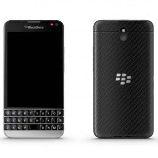 naprawa zbitej szybki wymiana wyswietlacza blackberry Q30