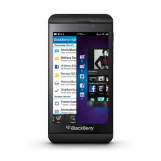 naprawa zbitej szybki wymiana wyswietlacza blackberry Z10