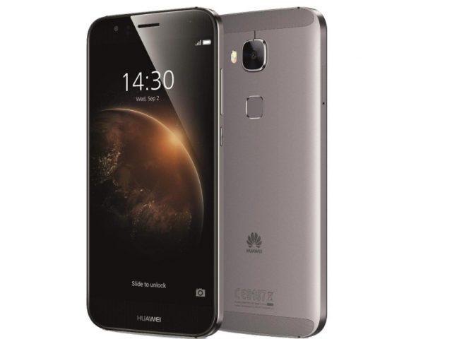 naprawa zbitej szybki wymiana wyświetlacza Huawei G8 GX8