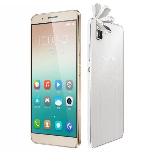 naprawa zbitej szybki wymiana wyświetlacza Huawei Honor 7i Athena ShotX ATH UL01