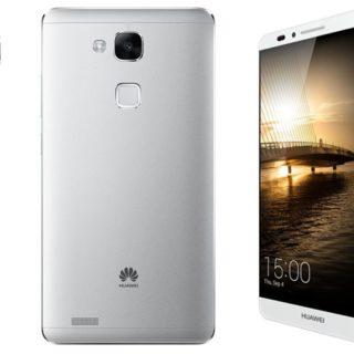 naprawa zbitej szybki wymiana wyświetlacza Huawei Mate 7 MT7 L09