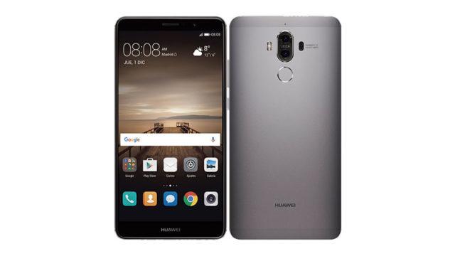naprawa zbitej szybki wymiana wyświetlacza Huawei Mate 9 MHA L09