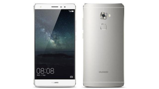 naprawa zbitej szybki wymiana wyświetlacza Huawei Mate S CRR L09