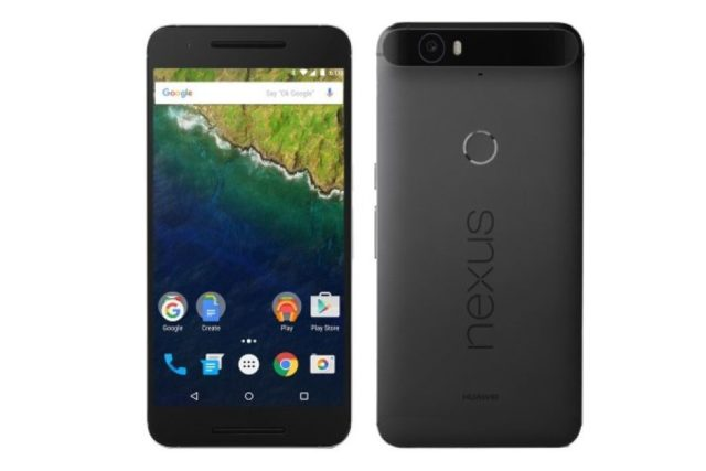 naprawa zbitej szybki wymiana wyświetlacza Huawei Nexus 6P