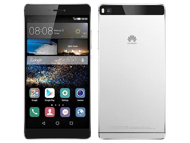 naprawa zbitej szybki wymiana wyświetlacza Huawei P8 GRA L09