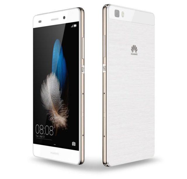 naprawa zbitej szybki wymiana wyświetlacza Huawei P8 Lite ALE L21