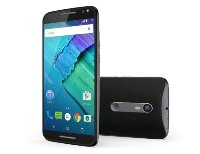 naprawa zbitej szybki wymiana wyświetlacza Motorola Moto X Style XT1572