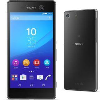 naprawa zbitej szybki wymiana wyświetlacza Sony Xperia M5 E5603