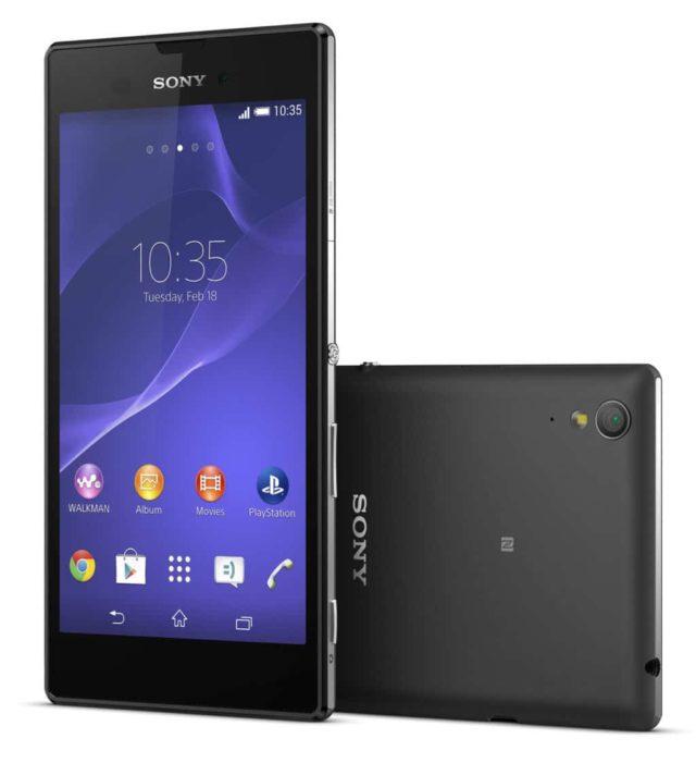 naprawa zbitej szybki wymiana wyświetlacza Sony Xperia T3 D5103