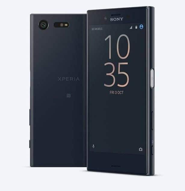 naprawa zbitej szybki wymiana wyświetlacza Sony Xperia X Compact F5321