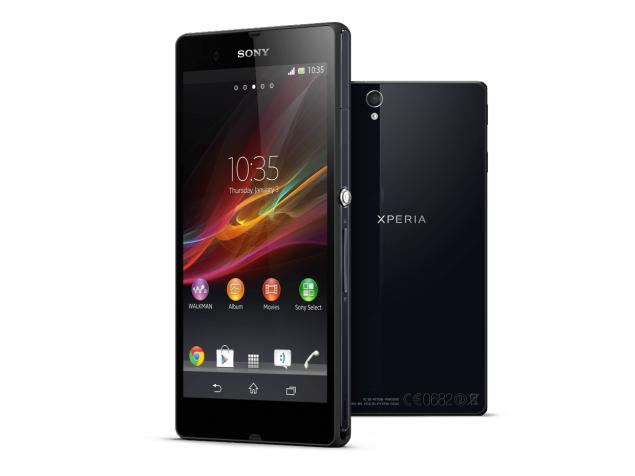 naprawa zbitej szybki wymiana wyświetlacza Sony Xperia Z L36H C6603