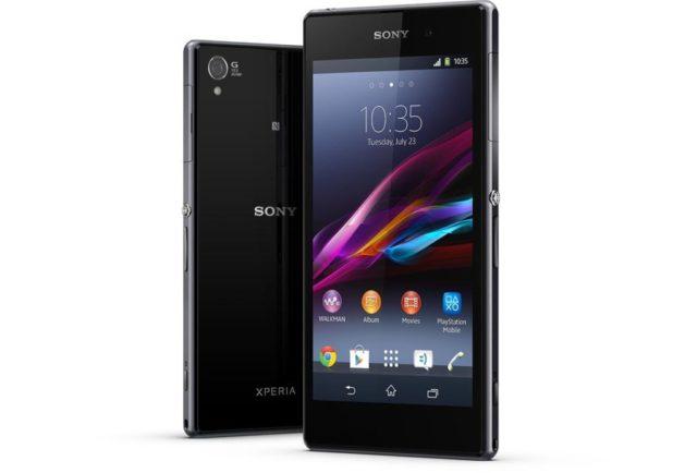 naprawa zbitej szybki wymiana wyświetlacza Sony Xperia Z1 C6903 L39H