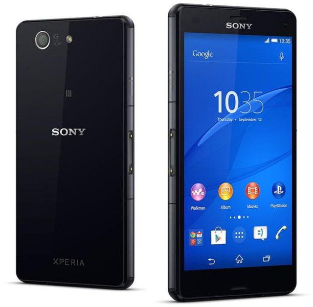 naprawa zbitej szybki wymiana wyświetlacza Sony Xperia Z3 Compact D5803 D5833