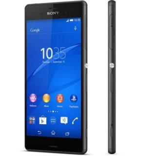 naprawa zbitej szybki wymiana wyświetlacza Sony Xperia Z3 D6603 D6633