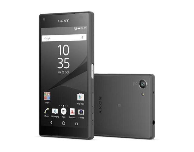 naprawa zbitej szybki wymiana wyświetlacza Sony Xperia Z5 Compact E5803