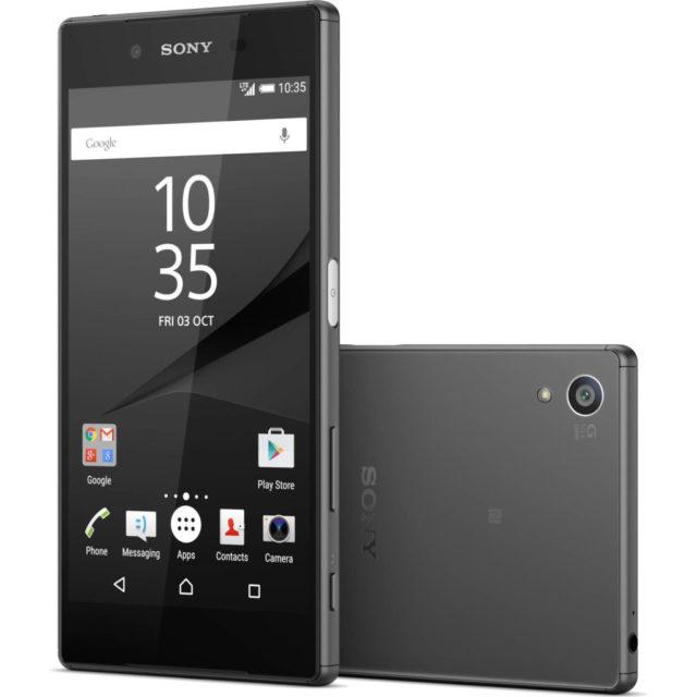 naprawa zbitej szybki wymiana wyświetlacza Sony Xperia Z5 E6653 E6683