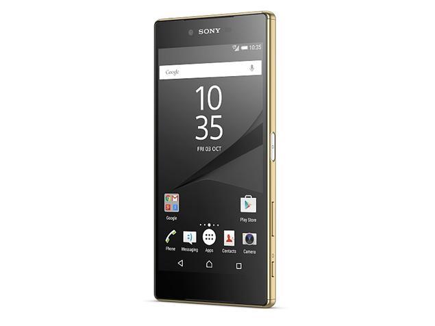 naprawa zbitej szybki wymiana wyświetlacza Sony Xperia Z5 Premium E6853