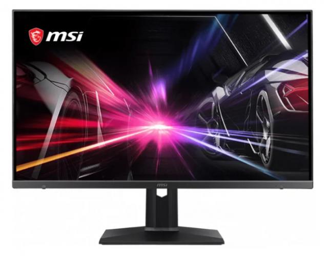 monitor dla gracza MSI Optix MAG271R czarny 2